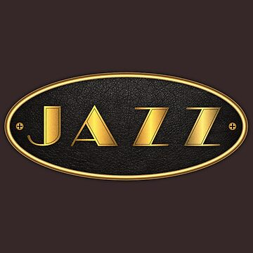 Oval Gold Jazz by monafar