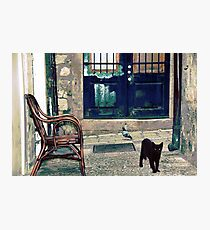 The Essence of Croatia - OK! Take The Picture and Let Me Go! Photographic Print