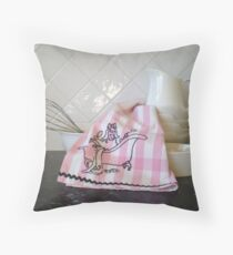 Suburban Jubilee Throw Pillow