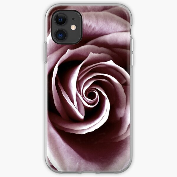 Pink Rose - iPhone Case iPhone Soft Case