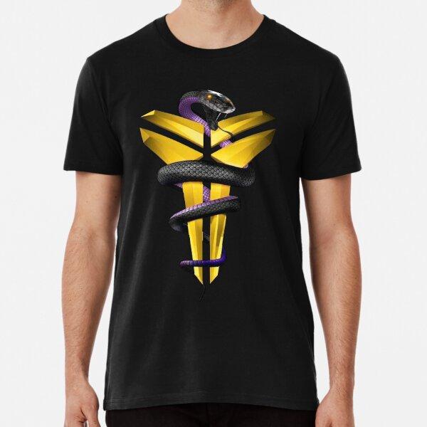 King of Mamba (Artwork #FB0301) Premium T-Shirt