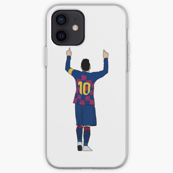 Messi Funda blanda para iPhone