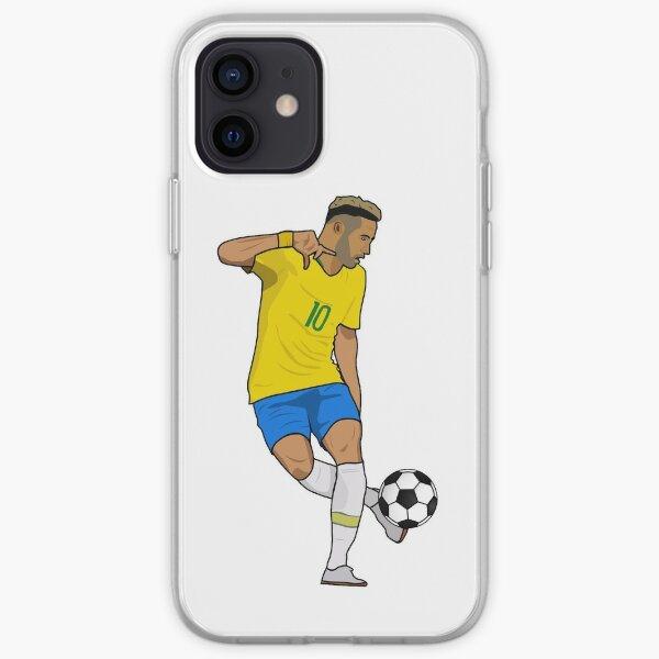 Neymar iPhone Soft Case