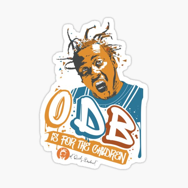 ODB is for the children Sticker
