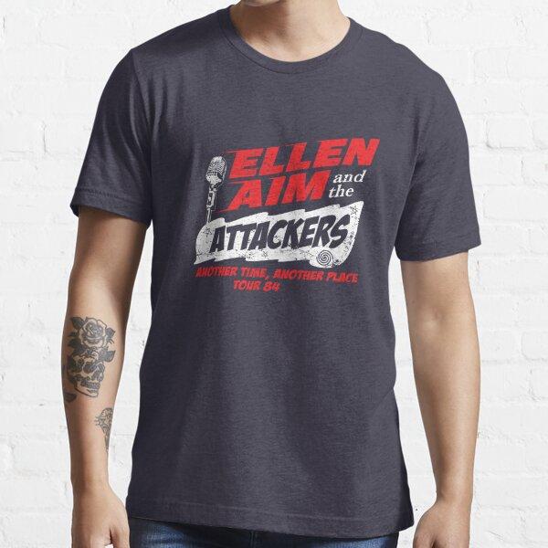 Ellen Aim & the Attackers Tour 84 Essential T-Shirt