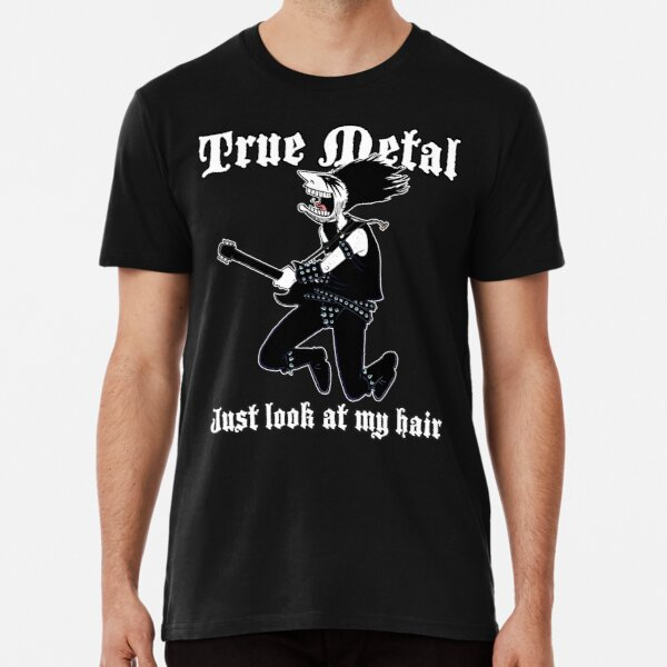 TRUE METAL Premium T-Shirt