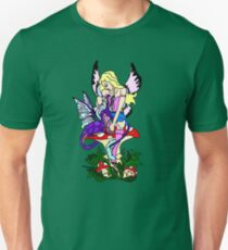Faerie and Pseudo Dragon T-Shirt