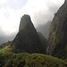 Iao Valley, Hawaii by CSDesigns