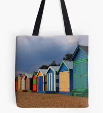 Brighton beach boxes Tote Bag