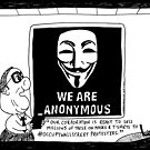 Anonymous Business by bubbleicious