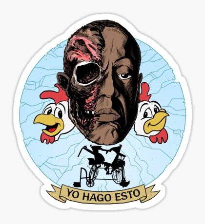I DO THIS Sticker