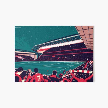 Anfield Art Board Print