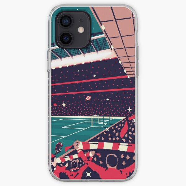 Anfield iPhone Soft Case