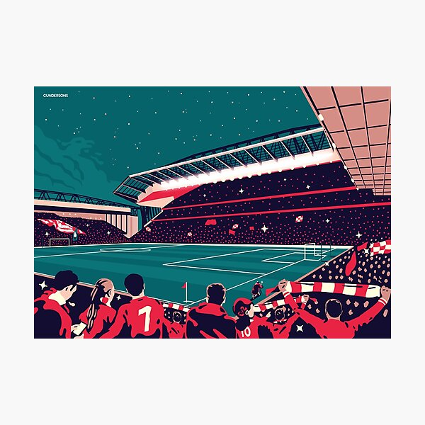 Anfield Photographic Print