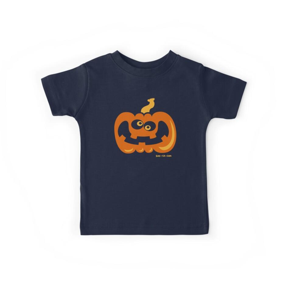 Even Crazier Pumpkin by Zoo-co