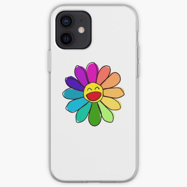 takashi murakami Coque souple iPhone