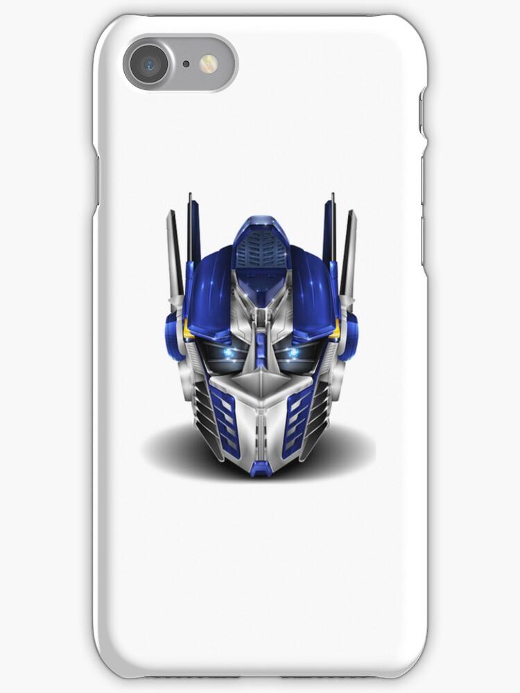 Optimus Prime by philipbh
