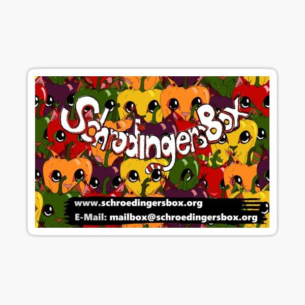 Paprikatze Sticker