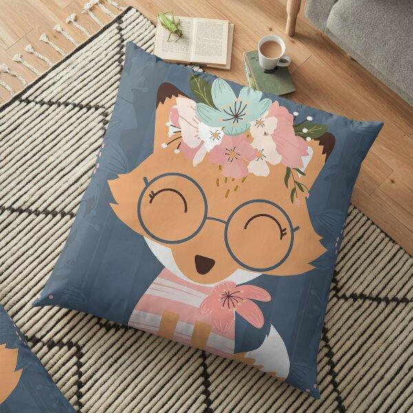 Foxy Lady Floor Pillow