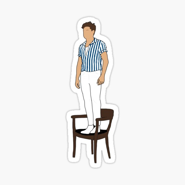 Niall Storm Sticker