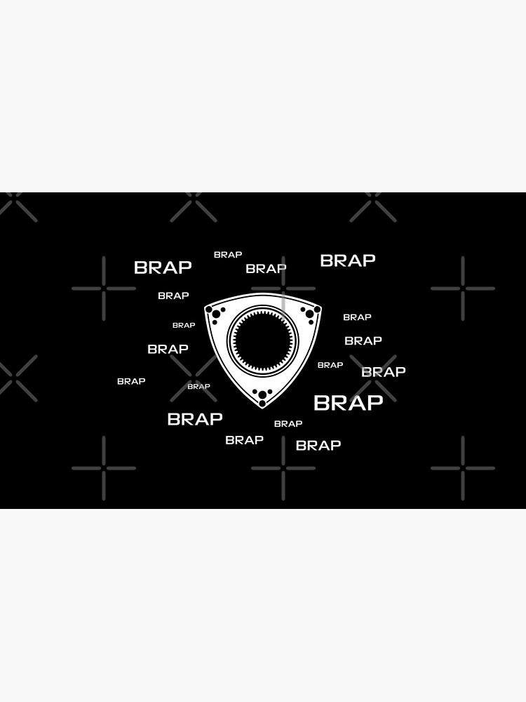 Rotary Brap (the noise a rotary engine makes) by ApexFibers