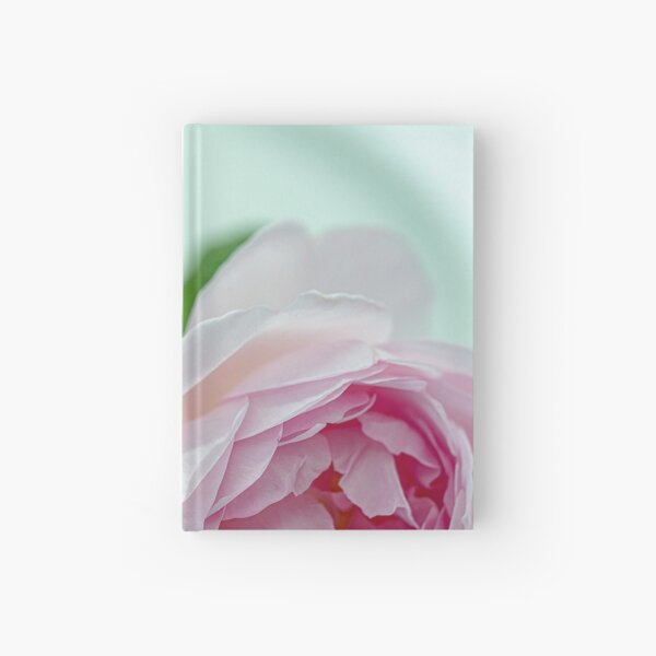 A Bouquet Of English Roses From My Rose Garden #11 Hardcover Journal