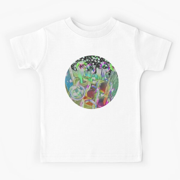Interplanetary High Council Of Galaxia Mystica Kids T-Shirt