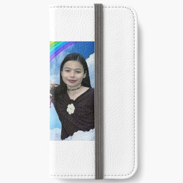 Icarly believe in yourself iPhone Wallet
