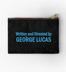 Written and Directed by George Lucas Studio Pouch