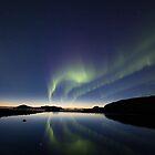 After sunset I by Frank Olsen