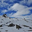 High Country in snow by Colin12