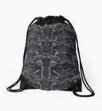 Bhudist Angel Drawstring Bag