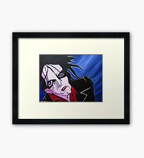 Actor... Framed Print