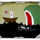 seamonster by emmaklingbeil