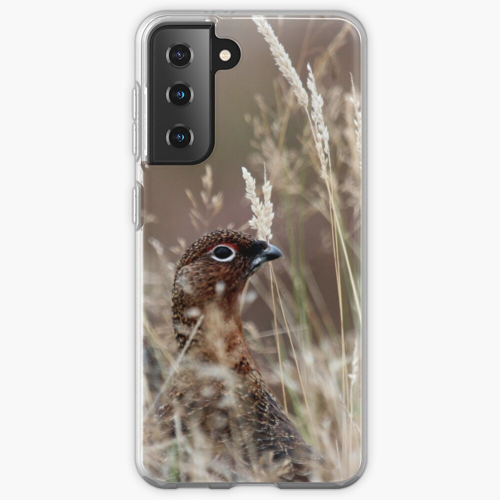 Grouse pose Case & Skin for Samsung Galaxy