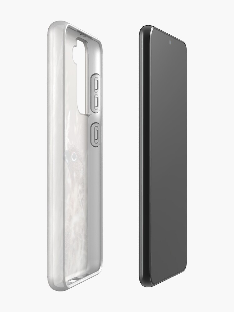 Alternate view of Grouse pose Case & Skin for Samsung Galaxy