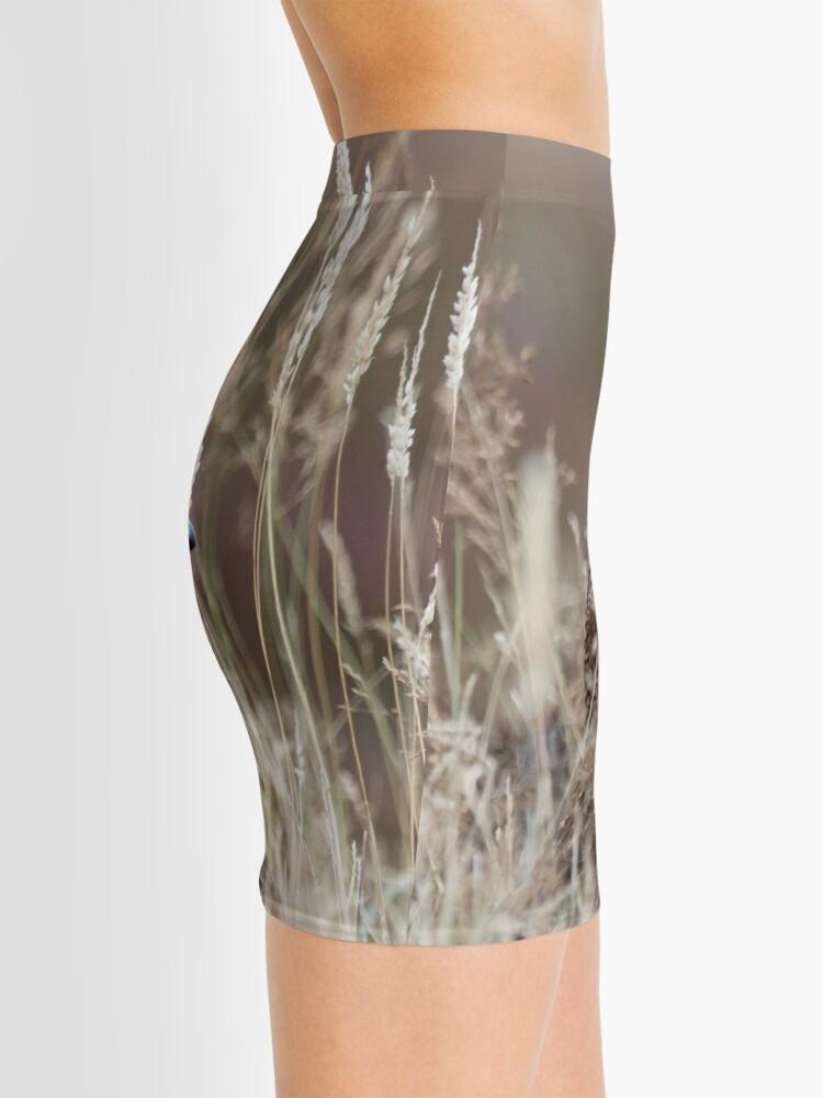 Alternate view of Grouse pose Mini Skirt