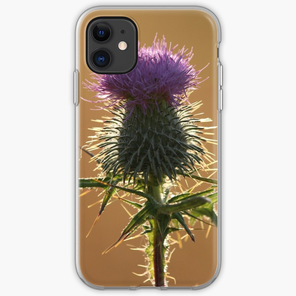 Thistle iPhone Case & Cover