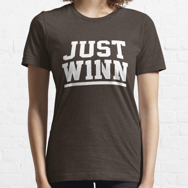 Just Winn Essential T-Shirt