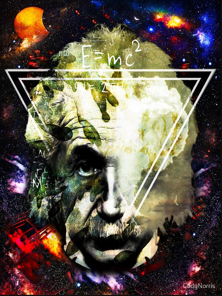 Einstein by CodyNorris