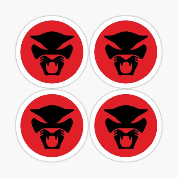 Thundercat logo 4 pack  Sticker