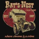 The Rat's Nest by Steve Harvey