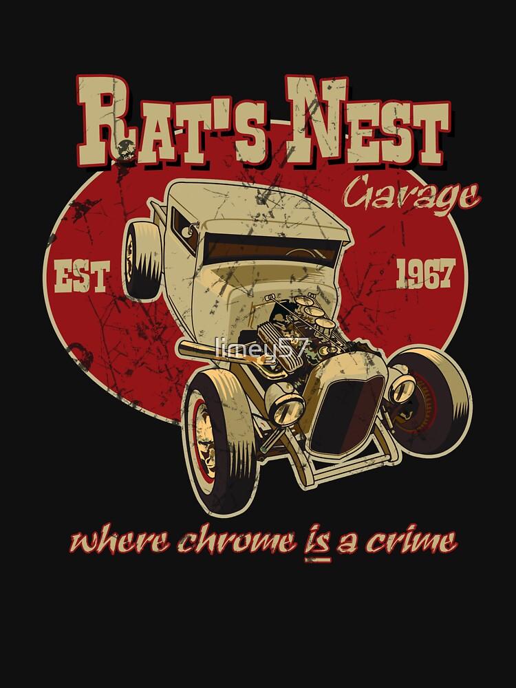 The Rat's Nest | Unisex T-Shirt