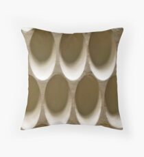 Shadows And Shapes Throw Pillow
