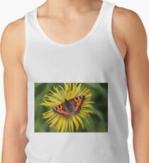 Small tortoiseshell Tank Top