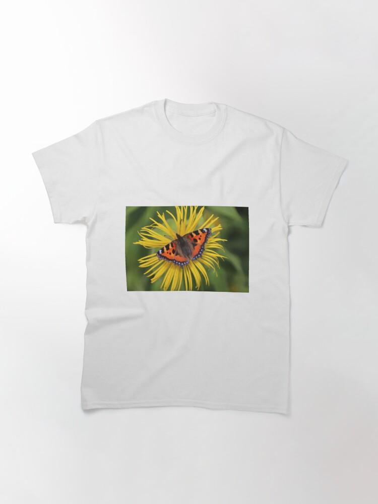 Alternate view of Small tortoiseshell Classic T-Shirt