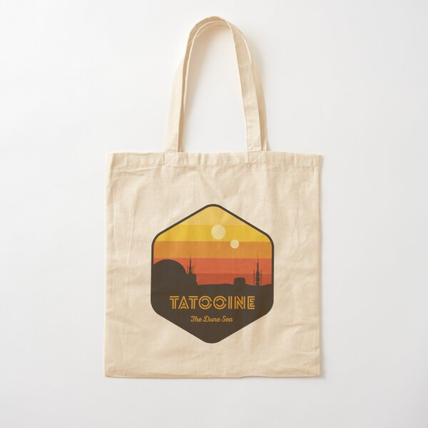 THE DUNES Cotton Tote Bag