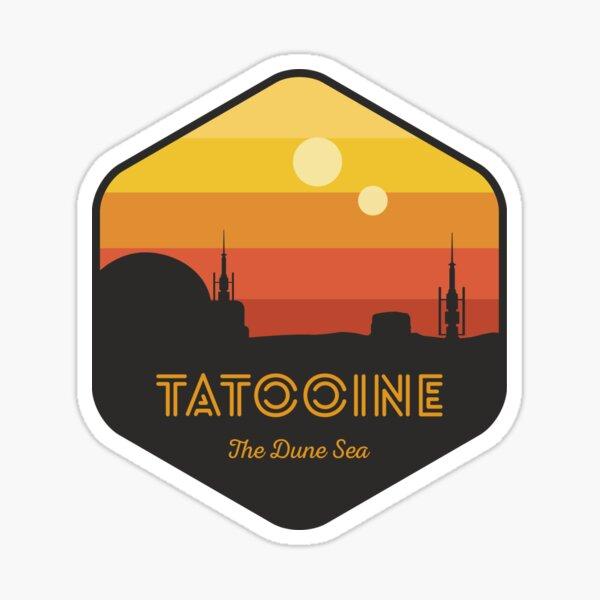 THE DUNES Sticker
