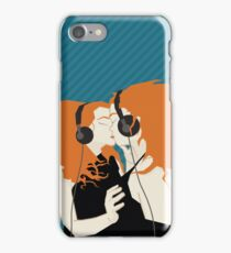 Musical Kiss iPhone Case/Skin