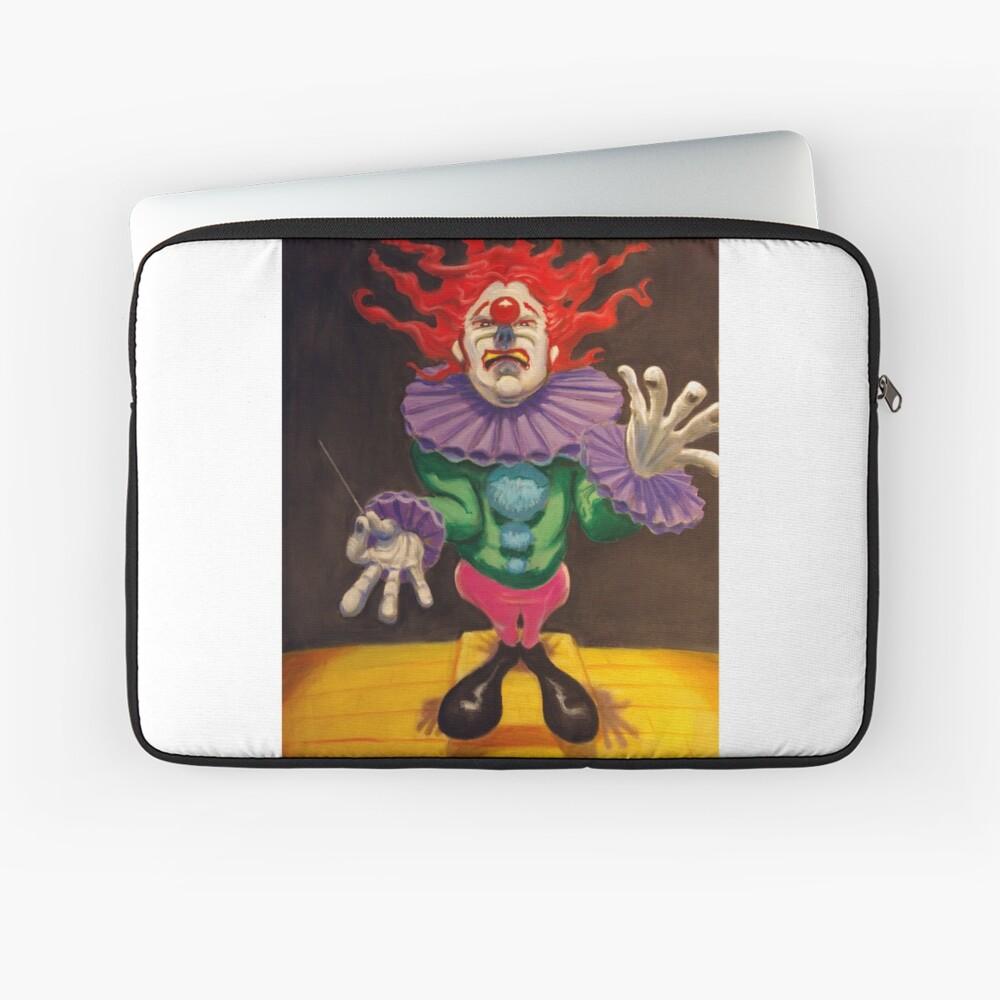 MAESTRO the clown Laptop Sleeve